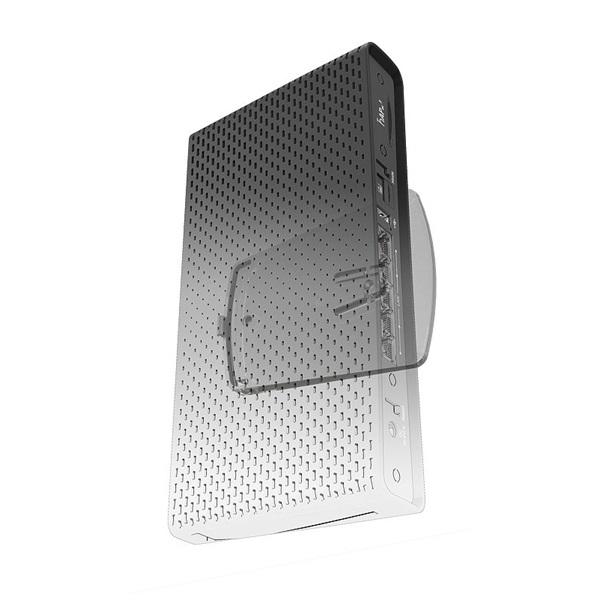 MikroTik hAP ac3 RBD53iG-5HacD2HnD AC1200 5xGbE LAN Külső antennás Dual-Band Vezeték nélküli router - 4