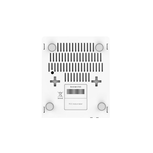 MikroTik hEX PoE RB960PGS L4 128MB 5x GbE PoE port router - 3