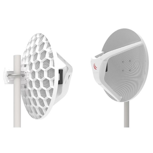 MikroTik LHGG-60ad 60GHz 802.11ad Wireless Wire Dish antenna pár - 2