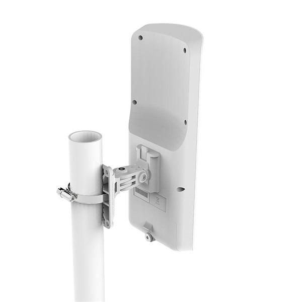 MikroTik mANTBox 2, 12dbi 120 fokos 2.4GHz antenna, Dual Chain 802.11an wireless, 1xGbE LAN, L4 - 2