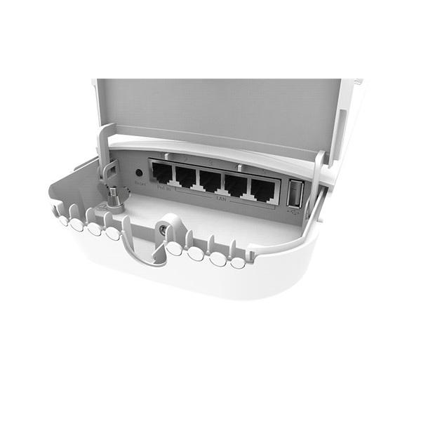 MikroTik OmniTIK 5 ac L4 Vezeték nélküli Access Point - 2