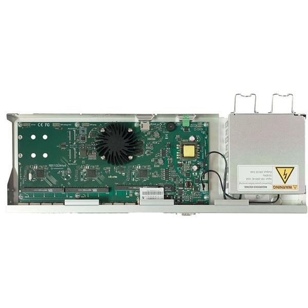 MikroTik RB1100AHx4 L6 1GB 13x GbE LAN Router - 3