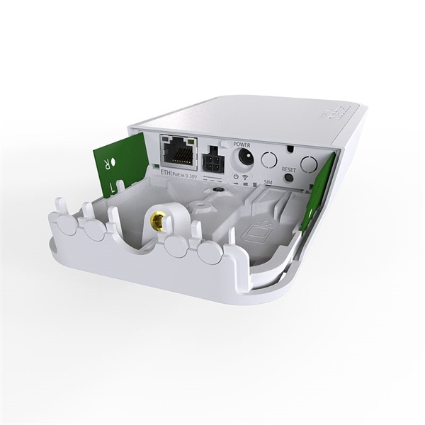 MikroTik RBwAPR-2nD kültéri WiFi access point LTE antennával, miniPCIe szlottal - 2