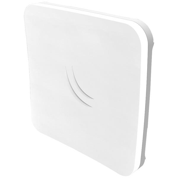 MikroTik SXTsq Lite2 10dBi 2,4GHz antenna, Dual Chain 802.11bgn wireless, 1xLAN, L3 - 1