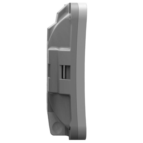 MikroTik SXTsq Lite5, 16dBi 5GHz antenna, Dual Chain 802.11an wireless, 1xLAN, L3 - 3