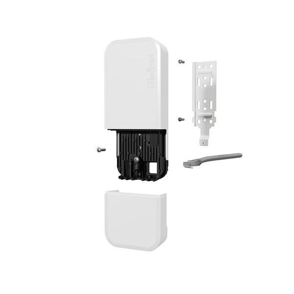 MikroTik wAP ac 2xGbE LAN 2,4GHz/5GHz Dual-band Vezeték nélküli Access Point - 4