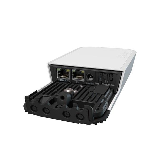 MikroTik wAP ac 2xGbE LAN 2,4GHz/5GHz Dual-band Vezeték nélküli Access Point - 5