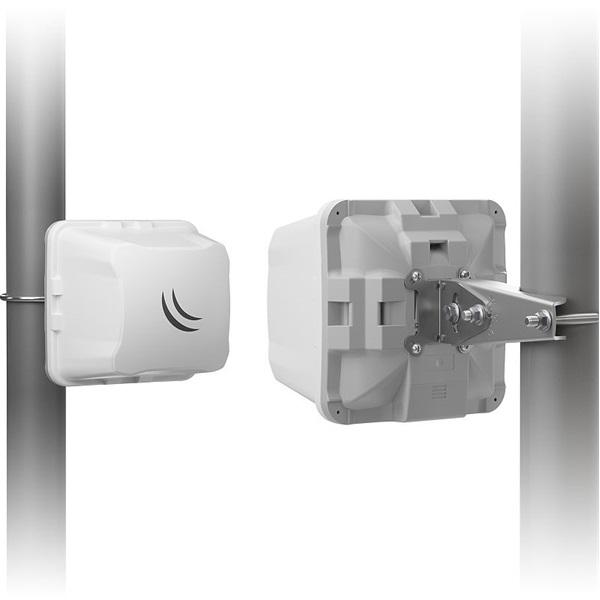 MikroTik Wireless Wire Cube 60GHz pont-pont wireless antenna pár integrált 5GHz backup rádióval - 1