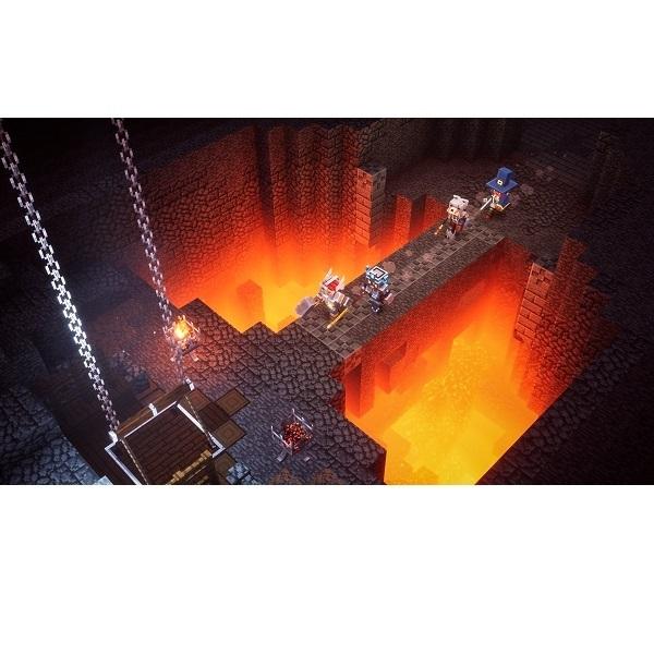 Minecraft Dungeons: Hero Edition Xbox One játékszoftver - 3