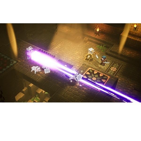 Minecraft Dungeons: Hero Edition Xbox One játékszoftver - 5