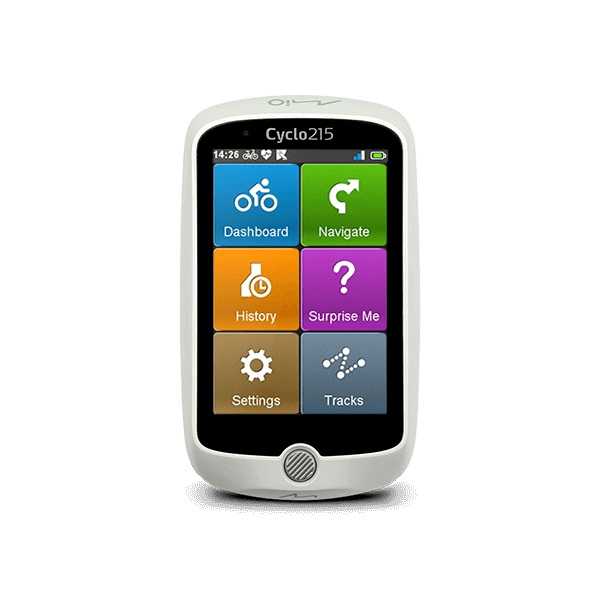 Mio Cyclo 215 HC full Europe GPS kerékpáros navigáció - 1