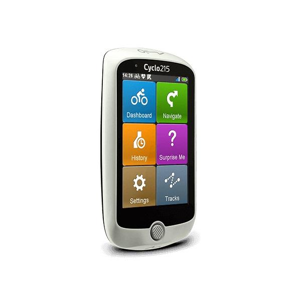 Mio Cyclo 215 HC full Europe GPS kerékpáros navigáció - 2