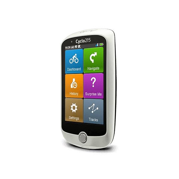 Mio Cyclo 215 HC full Europe GPS kerékpáros navigáció - 3