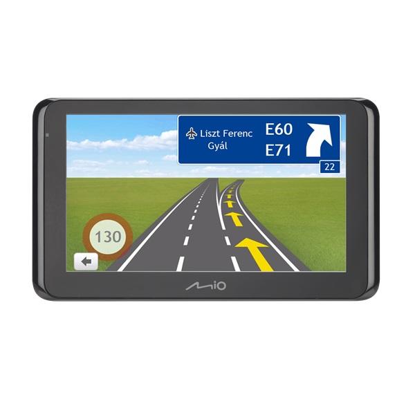 Mio Spirit 8670 Full Europe LM 6,2 GPS autós navigáció - 2