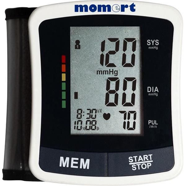 Momert 3102 csuklós vérnyomásmérő - 1