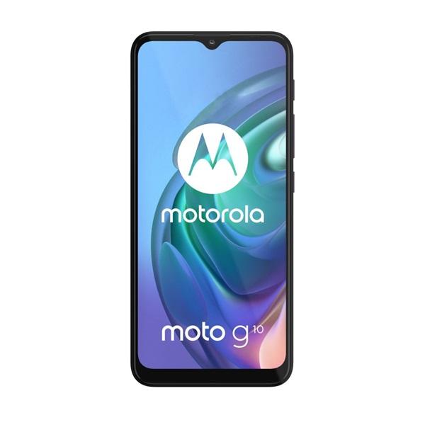 Motorola G10 4/64GB DualSIM kártyafüggetlen okostelefon - szürke (Android) - 1