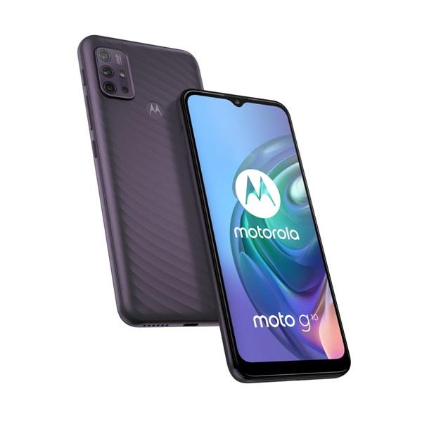 Motorola G10 4/64GB DualSIM kártyafüggetlen okostelefon - szürke (Android) - 5