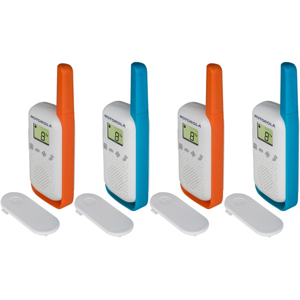 Motorola Talkabout T42 Quad walkie talkie (4db) - 1
