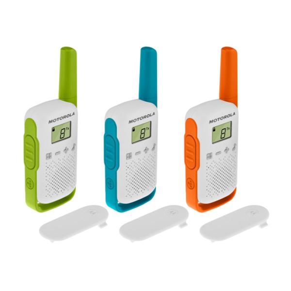 Motorola Talkabout T42 Triple Pack walkie talkie (3db) - 2