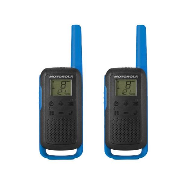 Motorola Talkabout T62 kék walkie talkie (2db) - 1