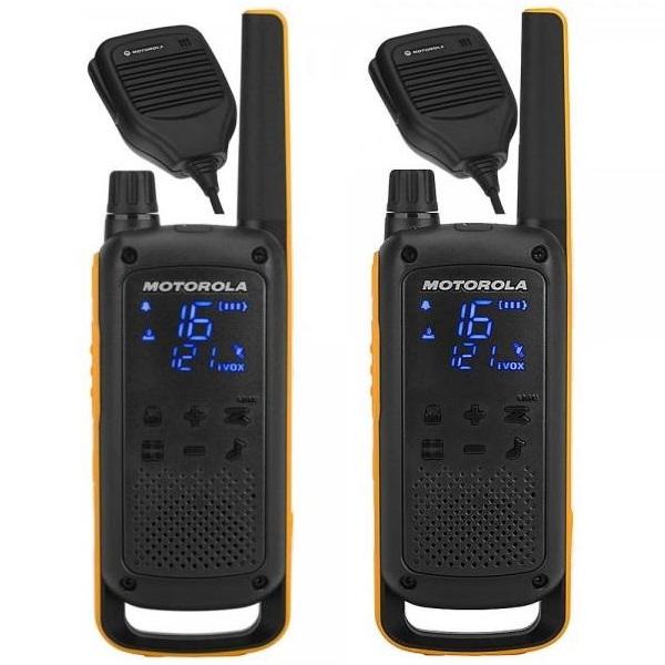 Motorola Talkabout T82 Extreme RSM walkie talkie (2db) - 1