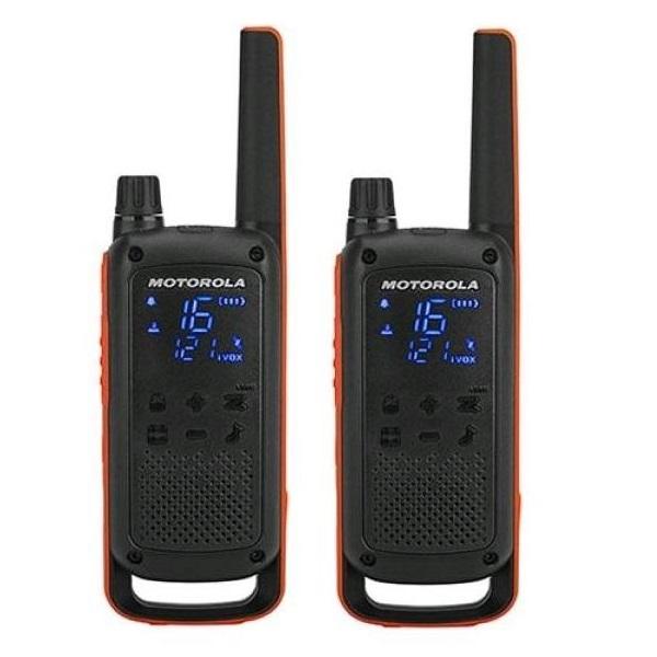Motorola Talkabout T82 walkie talkie (2db) - 1