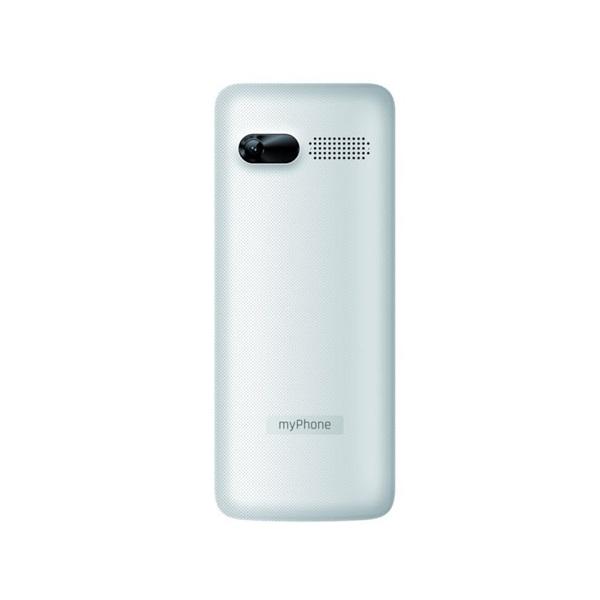myPhone 6310 2G 2,4 Dual SIM fehér mobiltelefon - 2