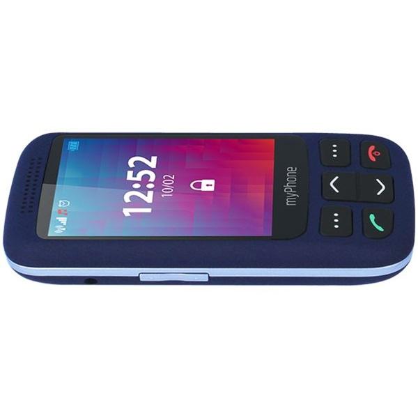 myPhone Halo S+ 2,8 3G kék mobiltelefon - 2
