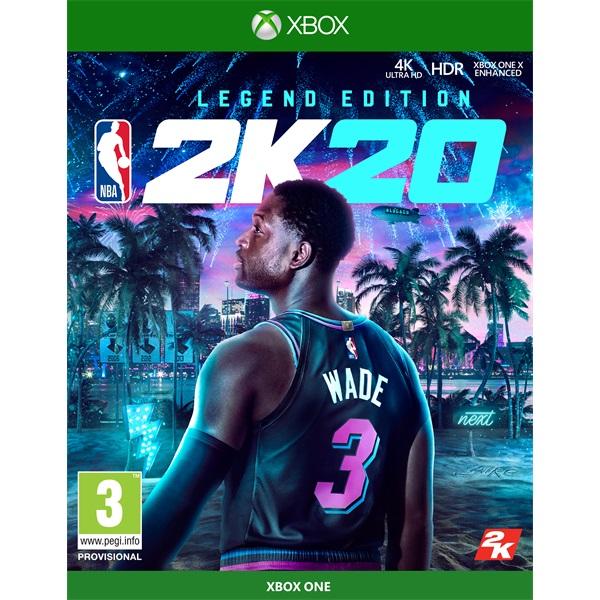 NBA 2K20 Legendary Edition XBOX One játékszoftver - 1
