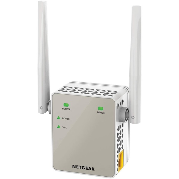 Netgear EX6120 Essentials Edition AC1200 Range Extender - 1