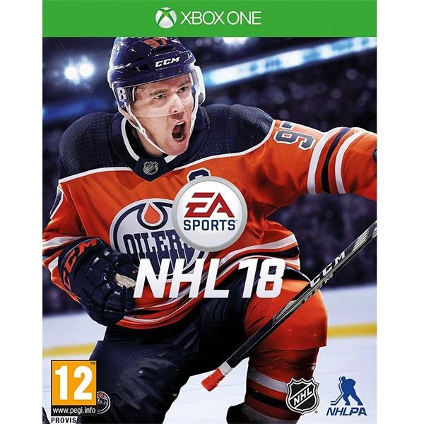 NHL 18 Xbox One játékszoftver - 1