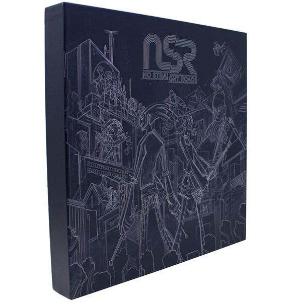 No Straight Roads Collector`s Edition XBOX One játékszoftver - 1
