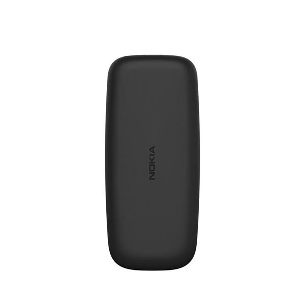 Nokia 105 (2019) 1,77 fekete mobiltelefon - 7