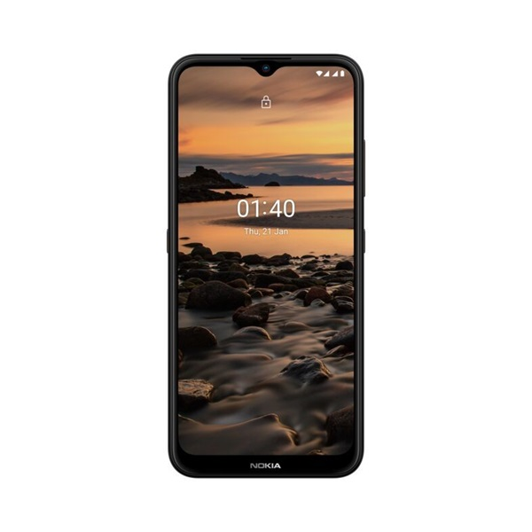 Nokia 1.4 2/32GB DualSIM kártyafüggetlen okostelefon - szürke (Android) - 1