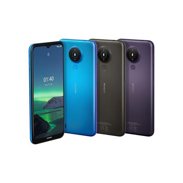 Nokia 1.4 2/32GB DualSIM kártyafüggetlen okostelefon - szürke (Android) - 6