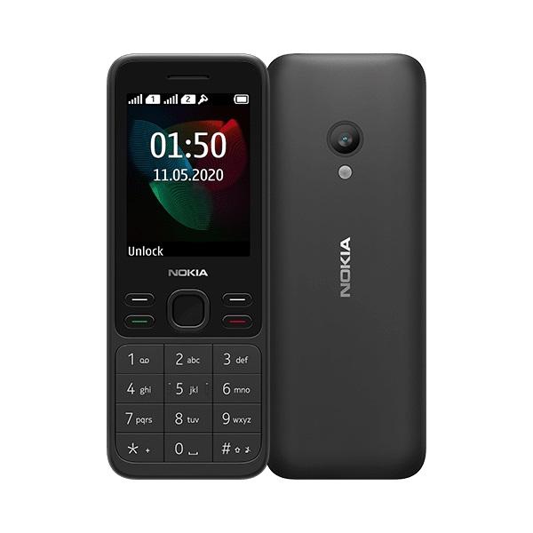 Nokia 150 (2020) 2,4 Dual SIM fekete mobiltelefon - 1