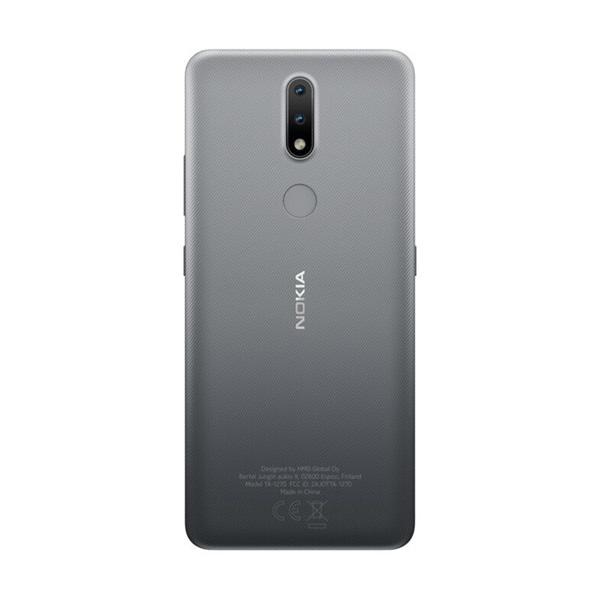 Nokia 2.4 6,5 LTE 2/32GB Dual SIM szürke okostelefon - 2
