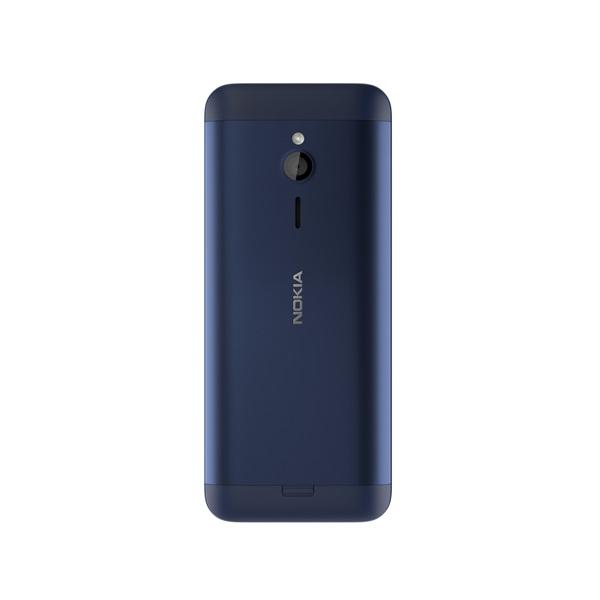 Nokia 230 DS 2,8 Dual SIM kék mobiltelefon - 3