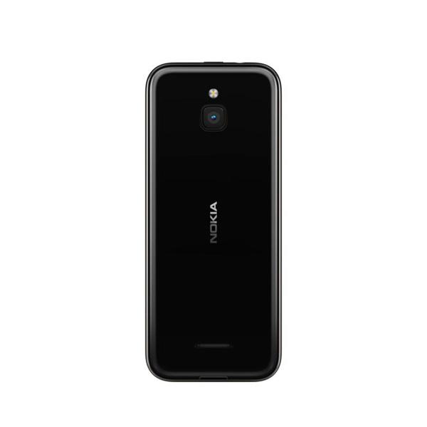 Nokia 8000 4G 2,8 Dual SIM fekete mobiltelefon - 5