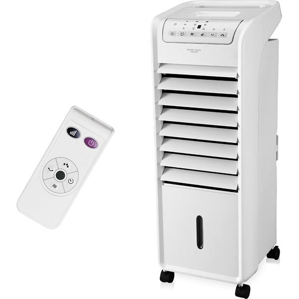 Nordic Home Culture FT-510 léghűtő és párásító távirányítóval - 1