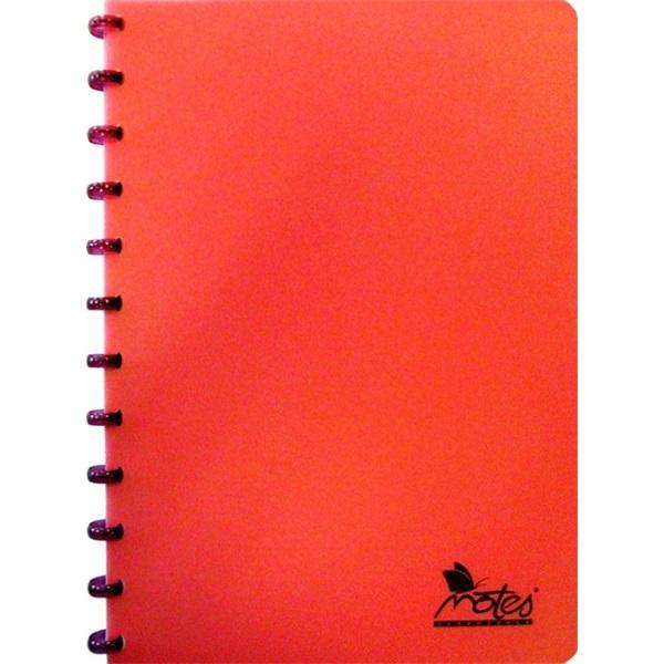 Notes A4 vonalas gyűrűs jegyzetfüzet - 1
