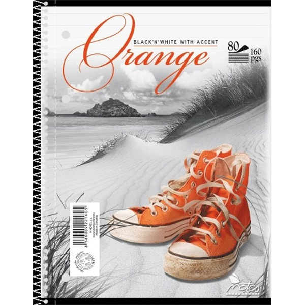 Notes College A5 80lapos lefűzhető vonalas spirálfüzet - 1