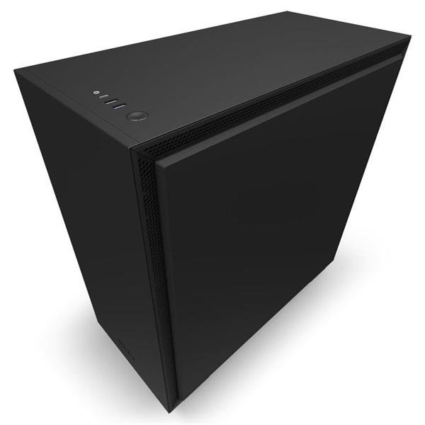 NZXT H710 Fekete (Táp nélküli) ablakos ATX ház - 6