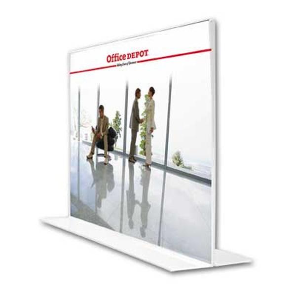 Office Depot 29,7x21cm fekvő asztali laptartó - 1