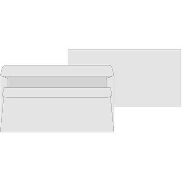 Office Depot LA4 öntapadó 1000db boríték - 1