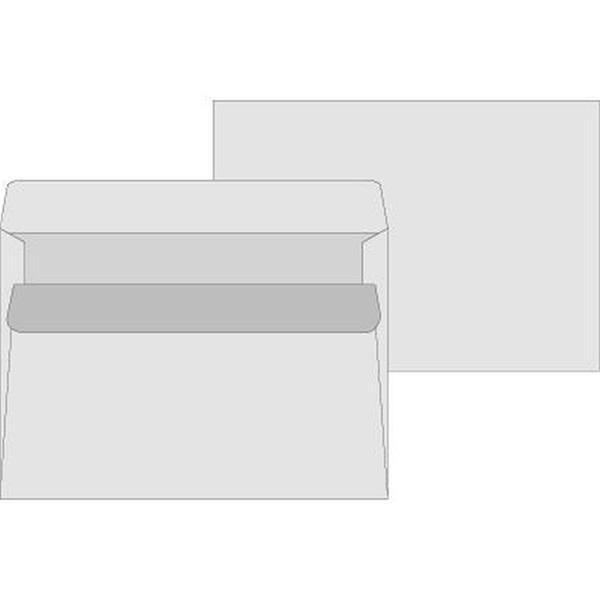 Office Depot LC6 öntapadós 50db boríték - 1
