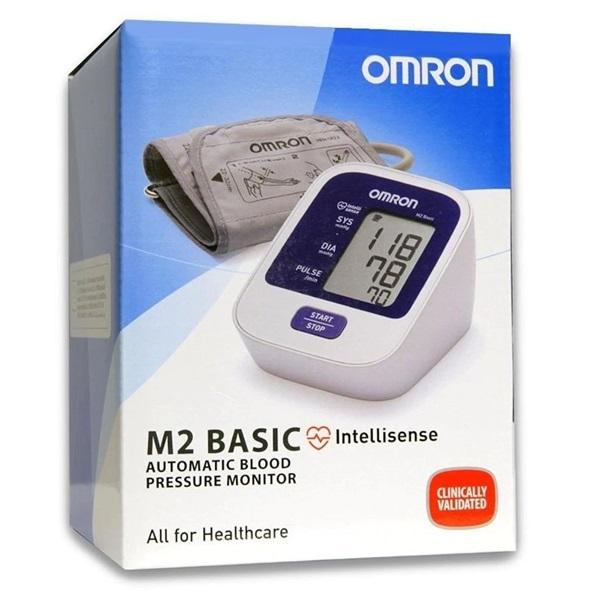Omron M2 BASIC intellisense felkaros vérnyomásmérő - 2