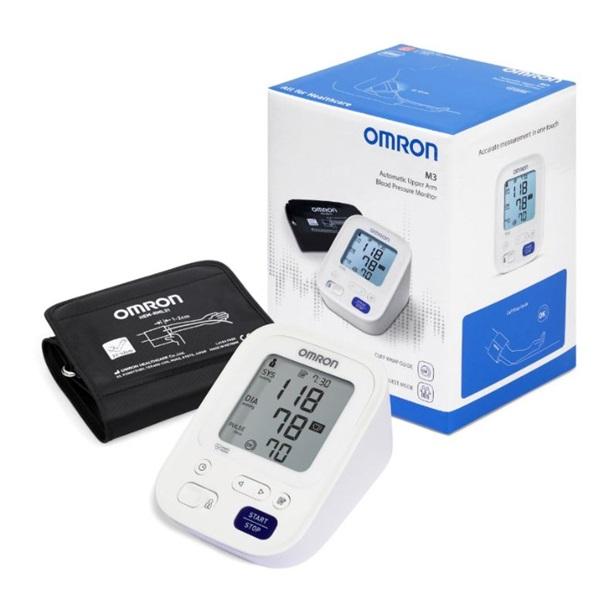 Omron M3 Intellisense felkaros vérnyomásmérő - 2