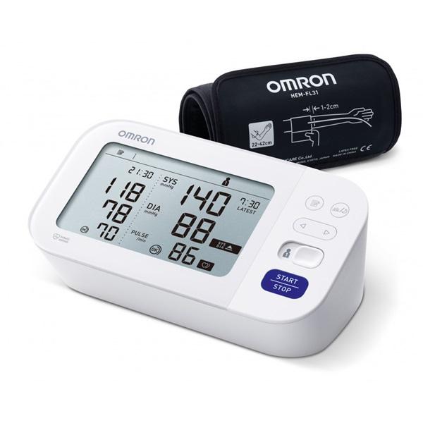Omron M6 Comfort Intellisense felkaros vérnyomásmérő - 1
