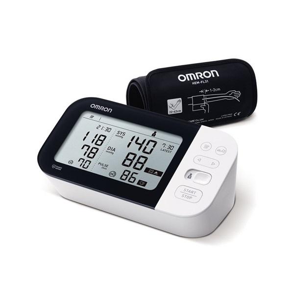 Omron M7 Intelli IT okos felkaros vérnyomásmérő - 1